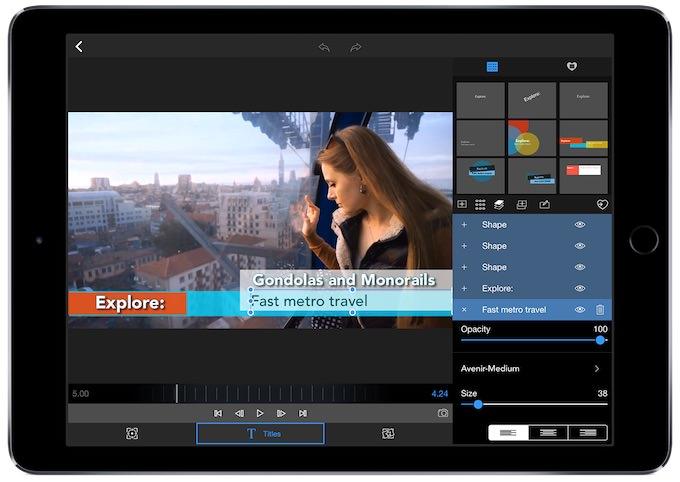 lumafusion video editing iphone ipad
