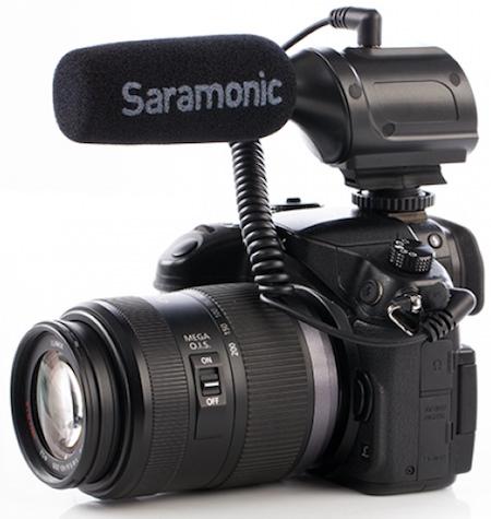 microfono saramonic pmic1