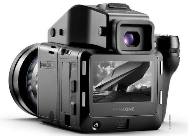 montata Phase One Dorso Digitale IQ3 Achromatic