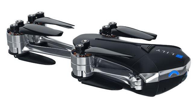 nuovo drone lily camera