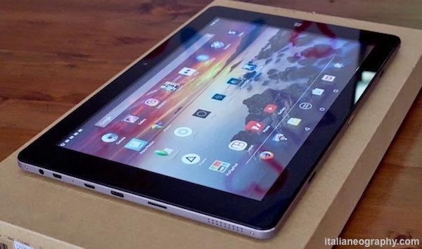 schermo recensione chuwi hi10 pro tablet ultrabook