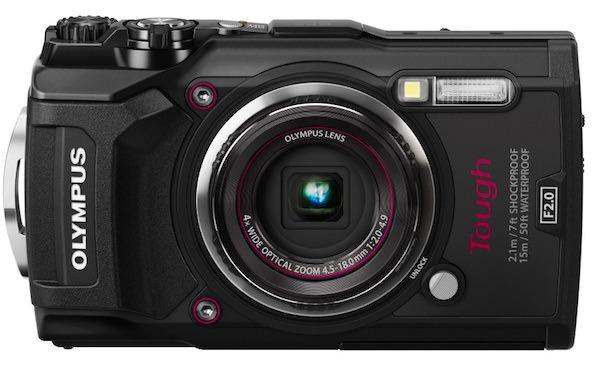 specifiche fotocamera olympus TG-5