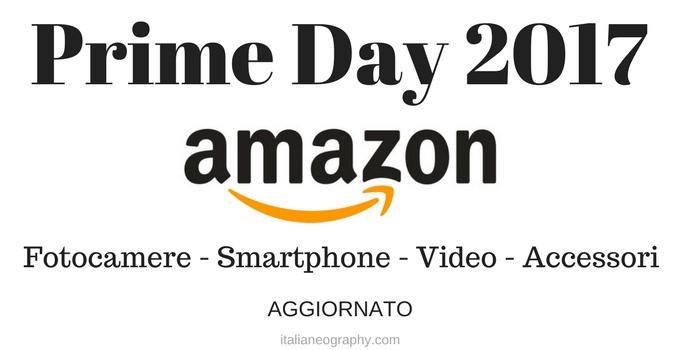 Amazon Prime Day 2017 Italia