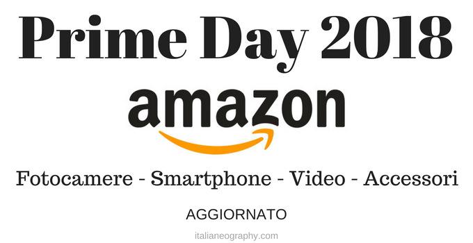 Amazon Prime Day 2018 Italia