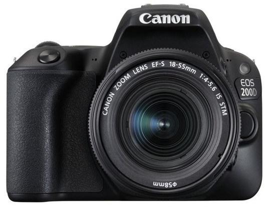 canon EOS 200D prezzi