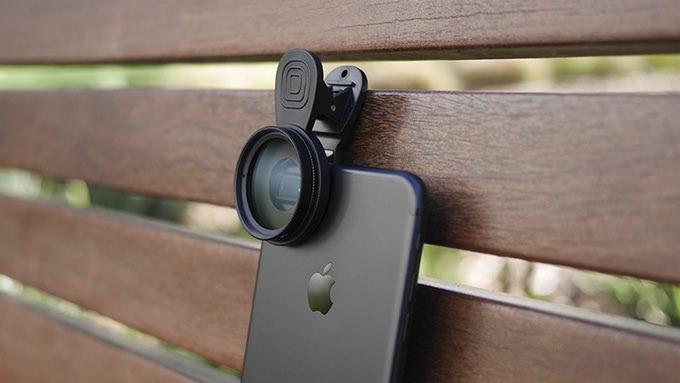 filtri ND e polarizzanti sandmarc per iPhone