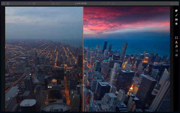 luminar neptune per mac programma fotografia