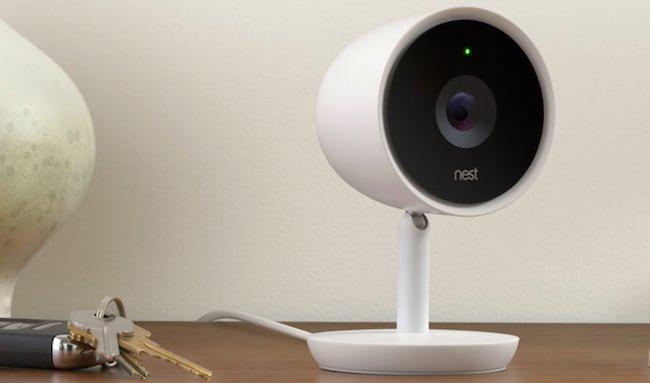 nest cam iq specifiche videocamera di sorveglianza