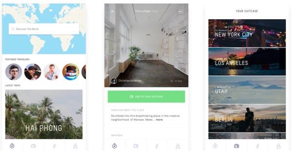 sherpa trasforma instagram in guida turistica