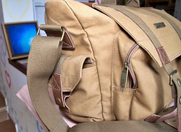 borsetta laterale borsa tracolla messenger evecase