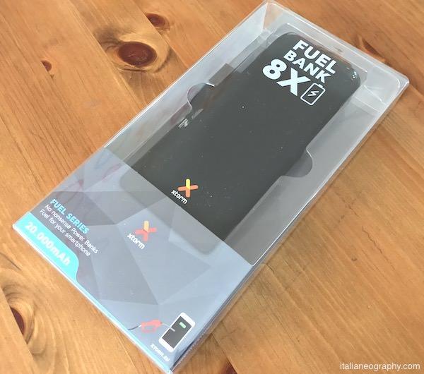 confezione xtorm fs104 batteria fuel series 8X