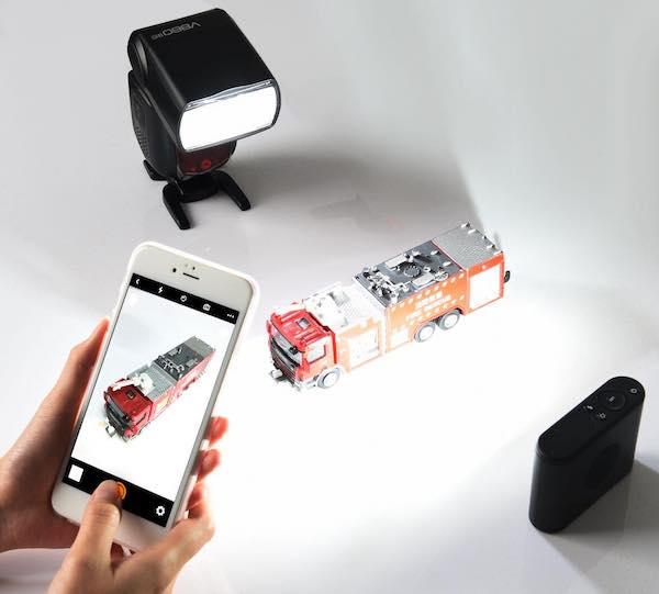 godox A1 Flash smartphone