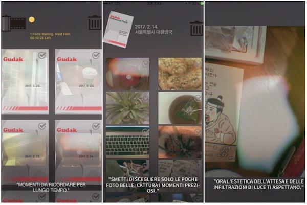 gudak cam app per iPhone