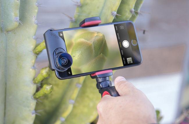 olloclip incase filmer kit per iphone 7