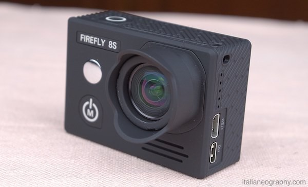 paraluce hawkeye firefly 8s