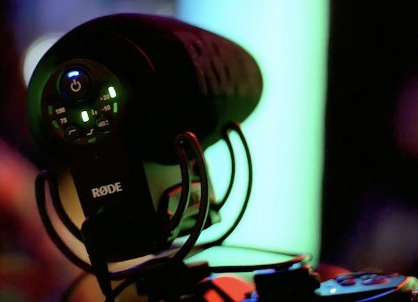 pulsanti videomic pro plus