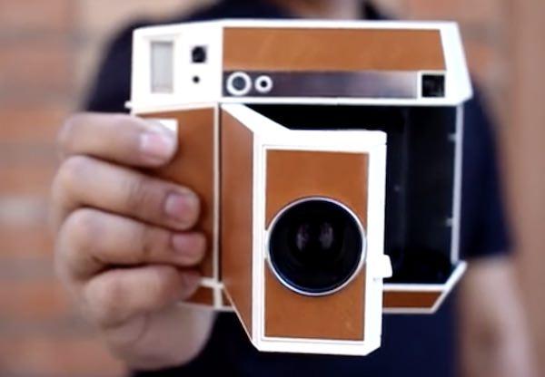 fotocamera istantanea lomo instant square