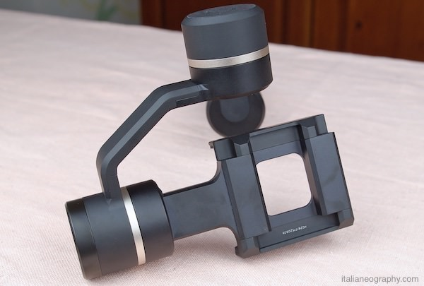 motori rotazione gimbal feiyutech spg c