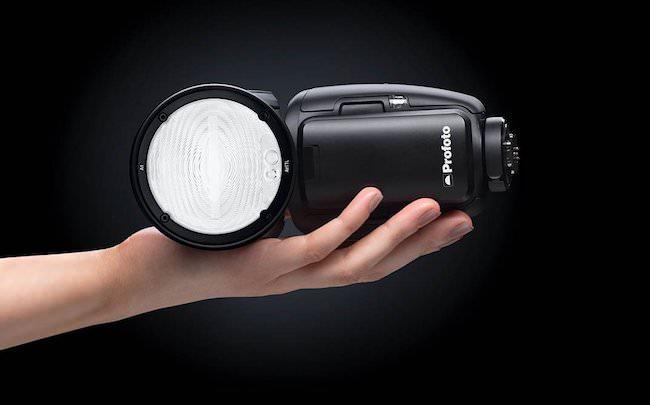 caratteristiche flash profoto a1