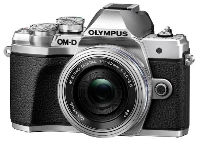 caratteristiche olympus om-d e-m10 mark III