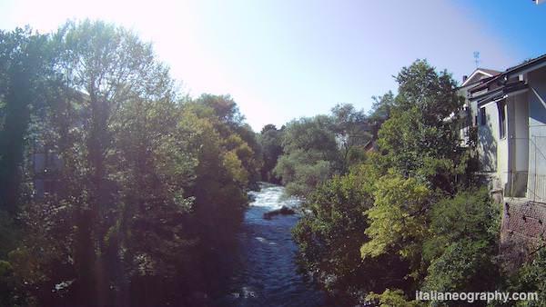 esempio andoer an1 fiume scattata da video