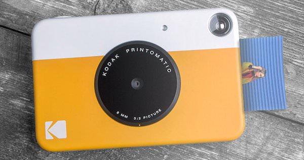 fotocamera kodak printomatic istantanea