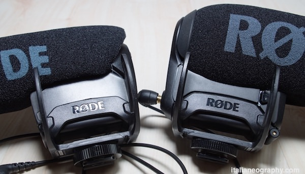 sospensioni rycote differenze videomic pro