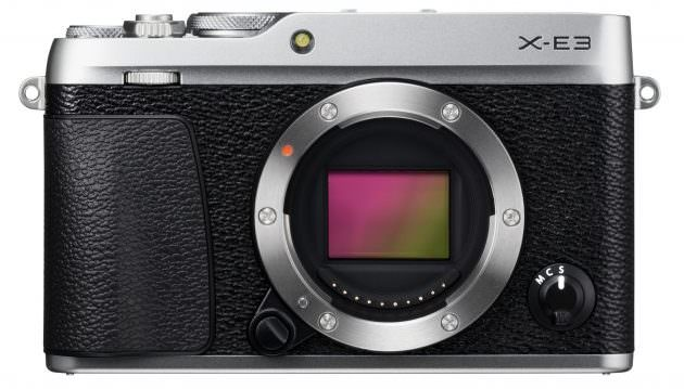 specifiche fujifilm mirrorless X-E3