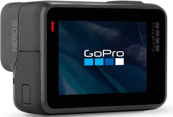 specifiche gopro hero6 black