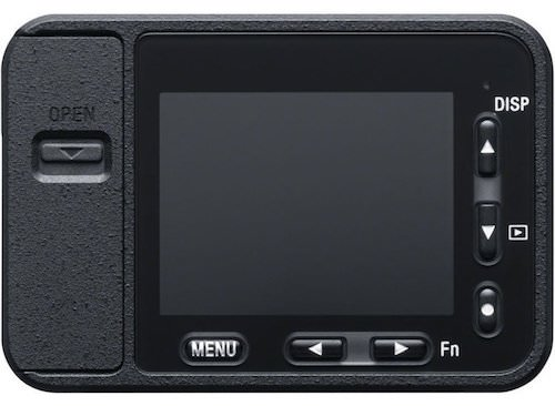 specifiche sony rx0