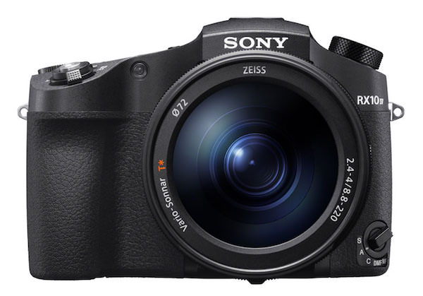 specifiche sony rx10 IV