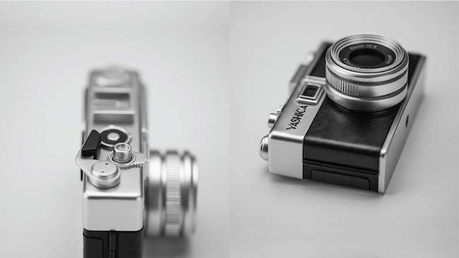 Yashica Y35 digiFilm caratteristiche