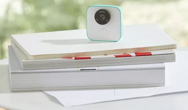 caratteristiche google clips fotocamera