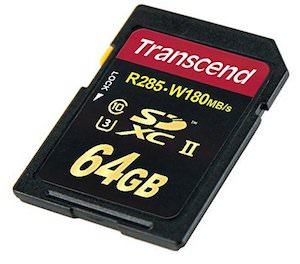 transcend SD Card