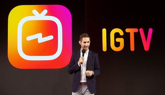 instagram lancia igtv video