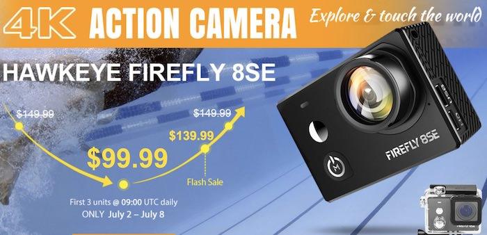 firefly 8SE prezzo promozionales sconto