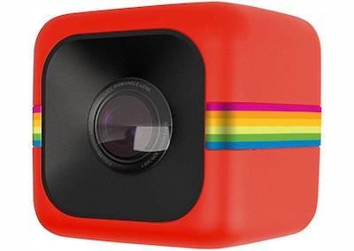 polaroid cube rossa