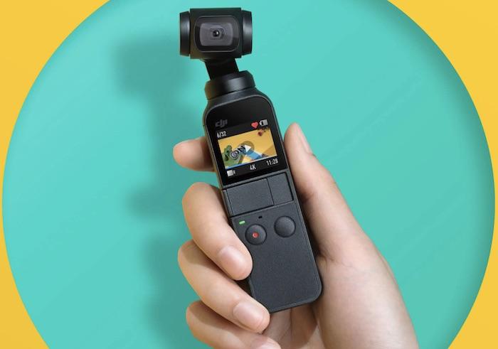DJI Osmo Pocket caratteristiche