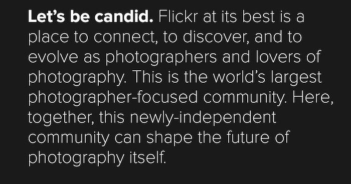 Flickr limita 1000 foto gratuite