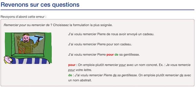 ripassare francese frantastique