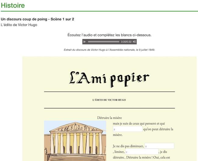 studiare francese modo originale frantastique