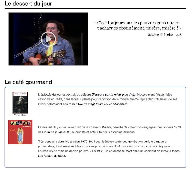 studiare francese online frantastique cultura francese