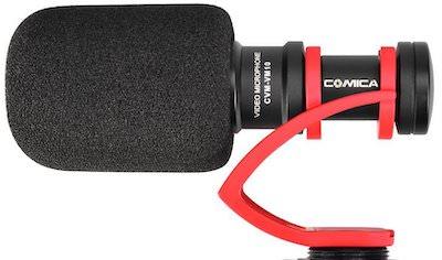 Comica CVM-VM10II microfono video