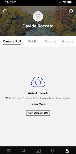 auto uploadr flickr