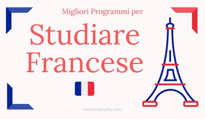 Migliori Programmi App Studiare Francese