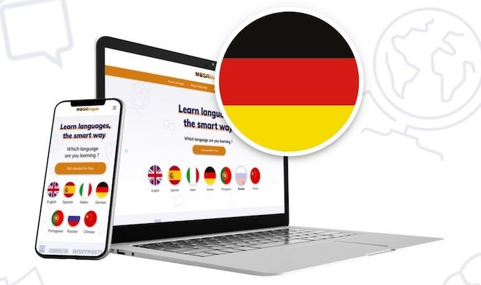 MosaLingua Premium tedesco