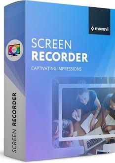 Movavi Screen Recorder Mac PC